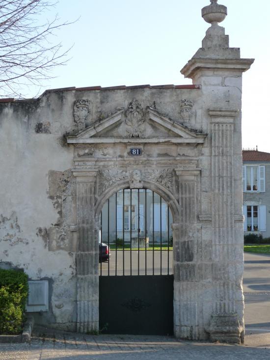 portail du Beugnon