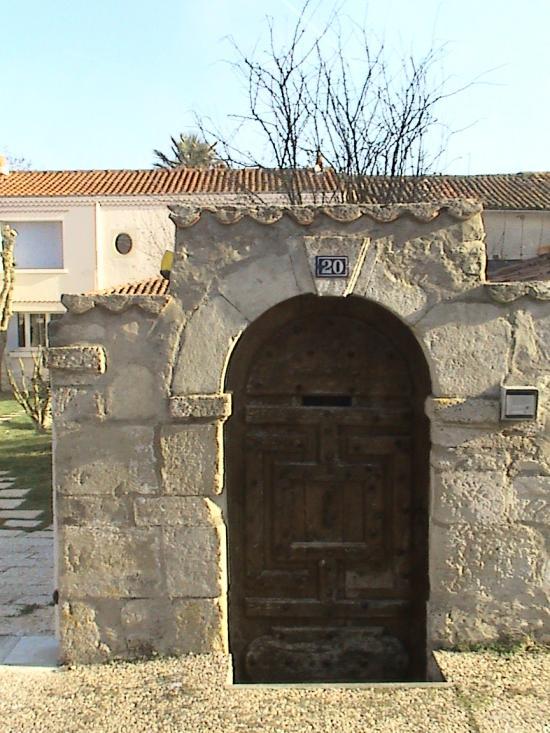 portail rue de la chaume