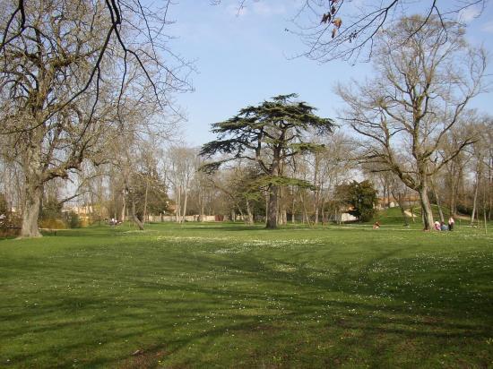 parc de Coureilles
