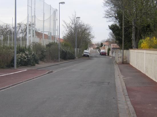 rue du stade