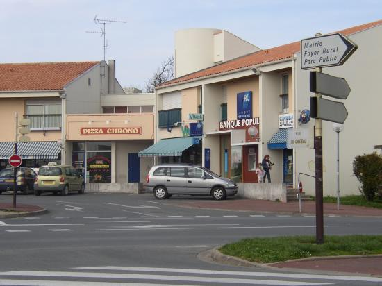 Le Périgny actuel