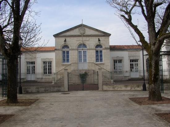 l'ancienne mairie de Périgny